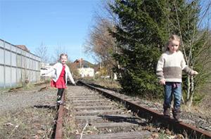 Projekt Bahntrasse