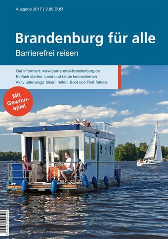 Brandenburg für alle - Barrierefrei reisen 2017