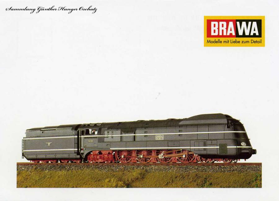 BRAWA Neuheit BR 06 001 HO