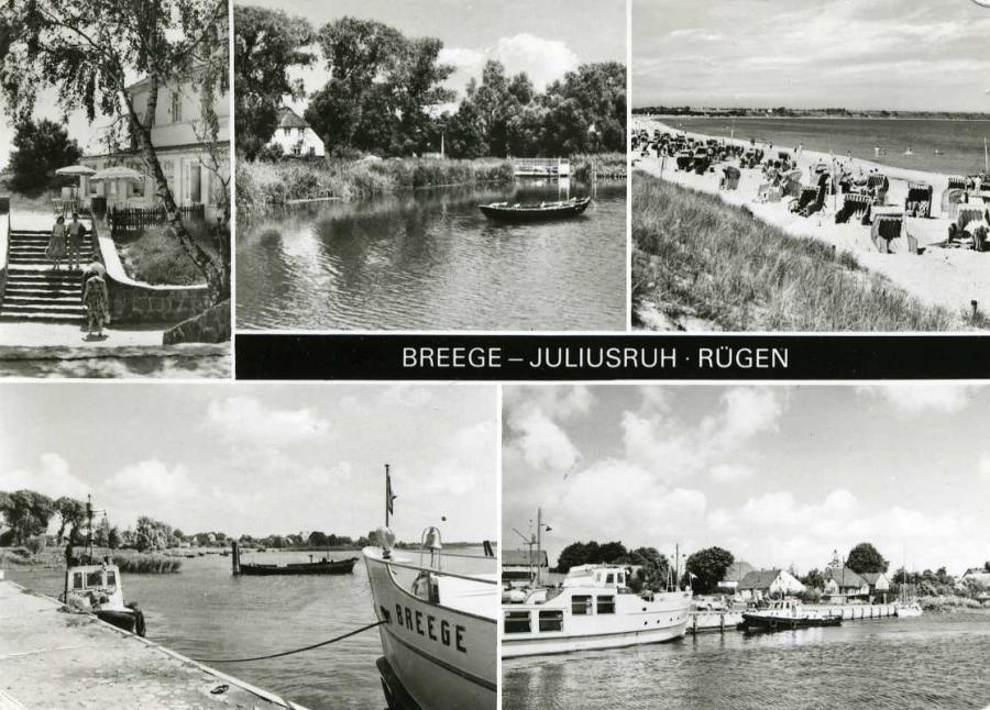 Breege-Juluisruh Rügen 1981