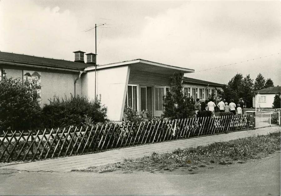Breege-Juliusruh Ferienheim der Handwerkskammer des Bezirkes Karl-Marx-Stadt