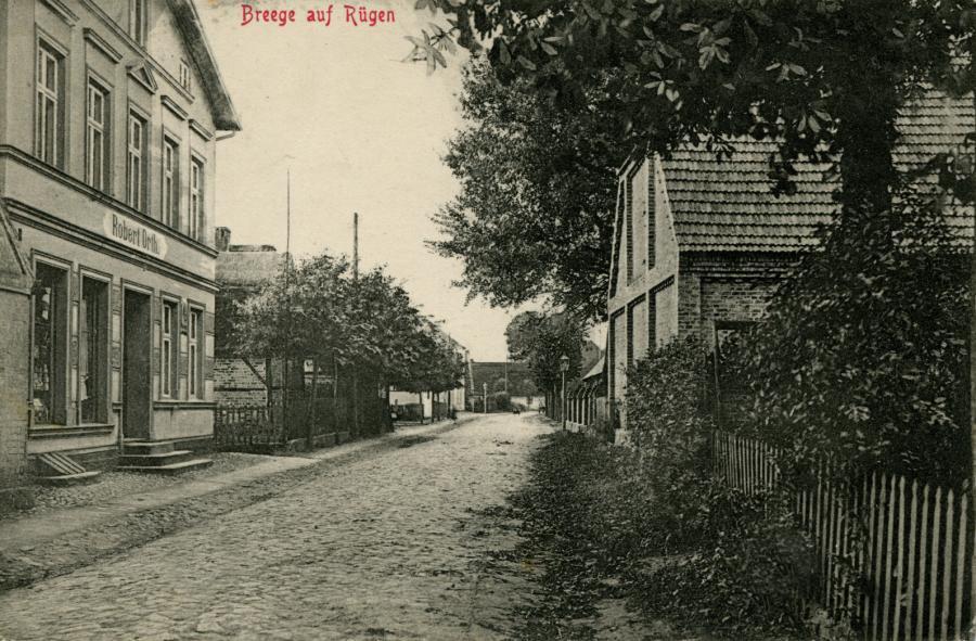 Breege auf Rügen 1922