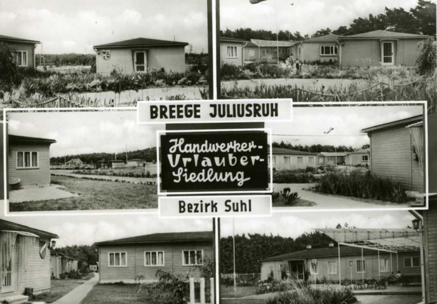 Breege Juliusruh 1968