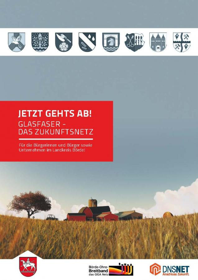 Breitbandausbau-Broschüre