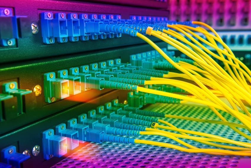 Breitband Glasfaser