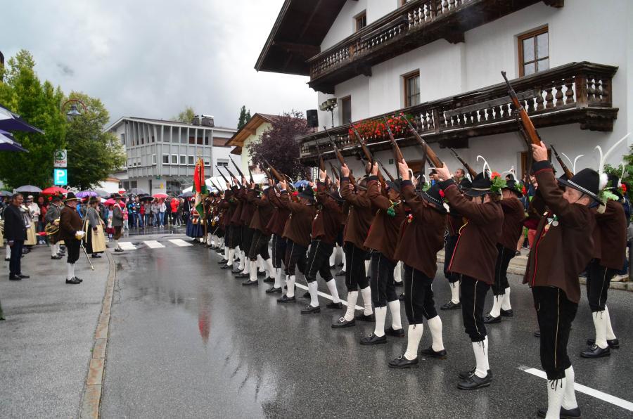 12. Europatreffen der Breitenbachs (2017) in Breitenbach