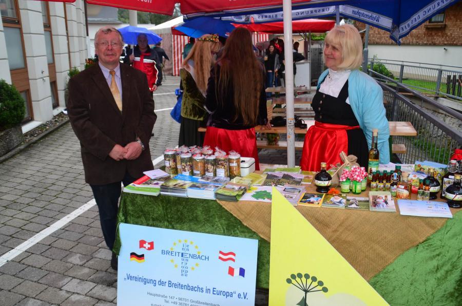 12. Europatreffen der Breitenbachs (2017) Breitenbach (Österreich)