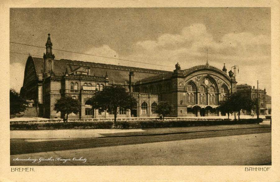 Bremen Bahnhof