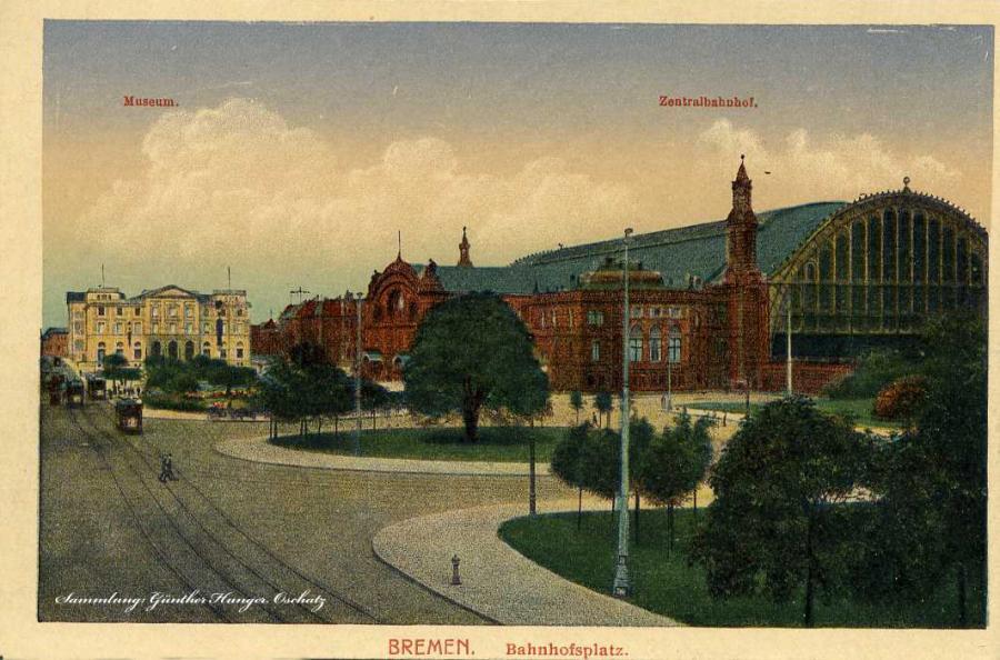Bremen Bahnhofsplatz