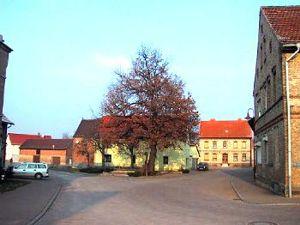 Bretleben Dorfplatz