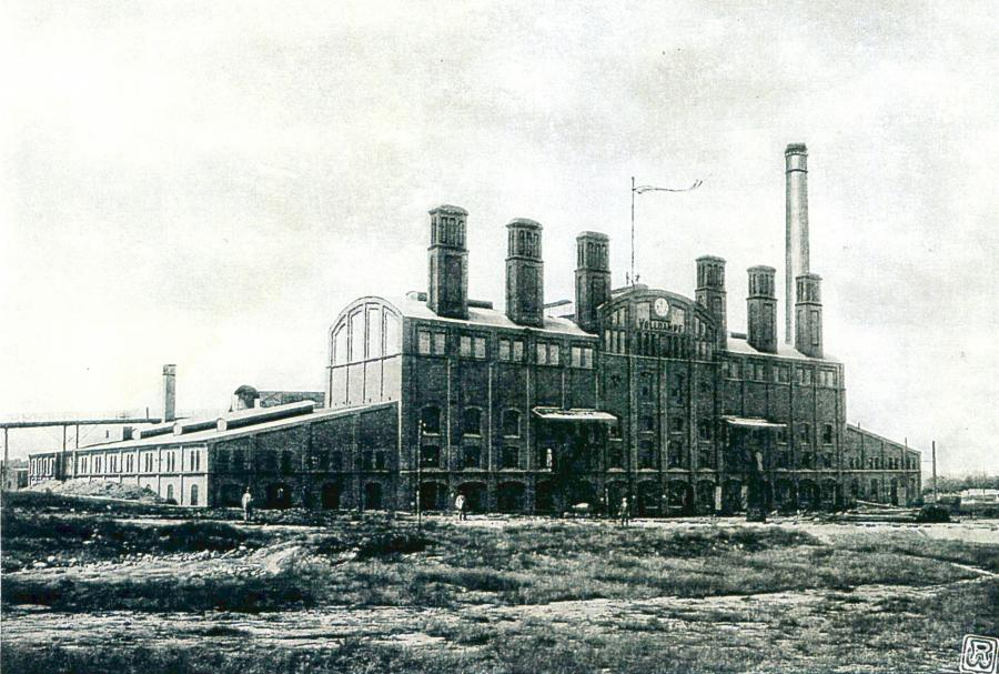 Brikettfabrik Volldampf