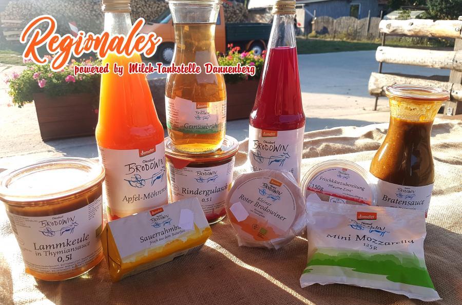Produkte aus Brodowin