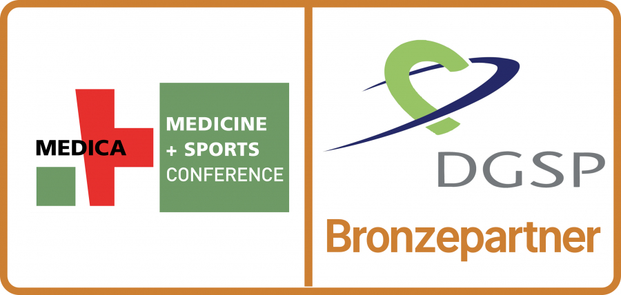 Bronzepartner MEDICA