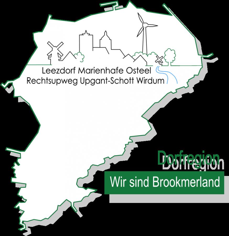 Dorfentwicklung Brookmerland