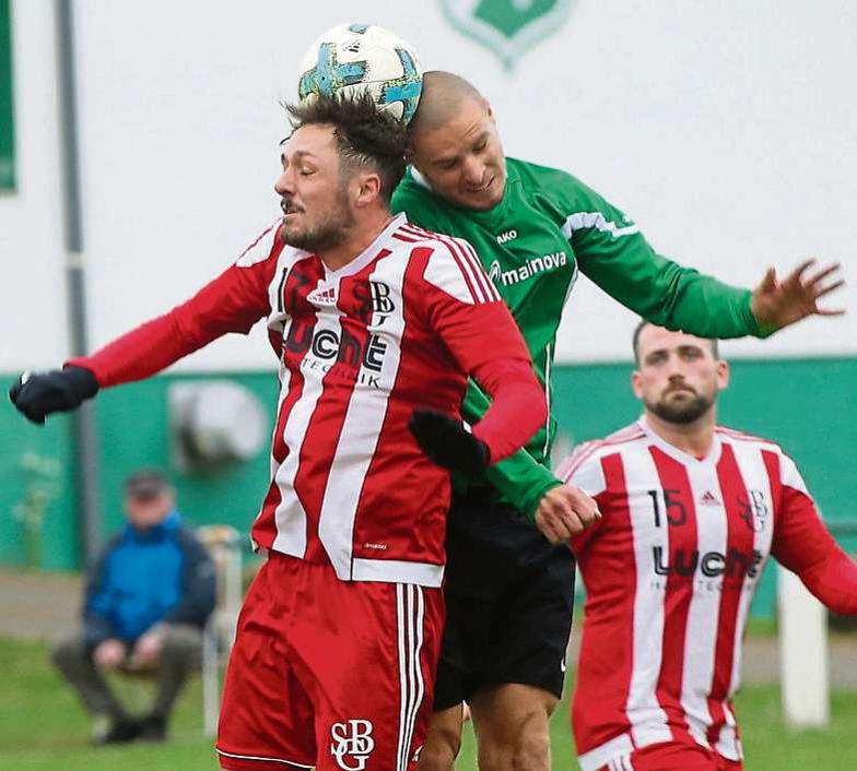 Pavel Konecny gegen Bruchköbel