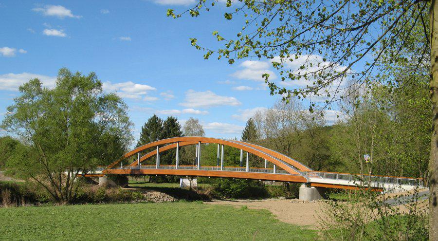 Aggerbrücke bei Kreuznaaf