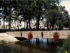 Brücke im Macheccoul
