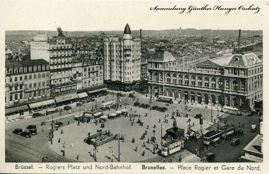 Brüssel Nord-Bahnhof