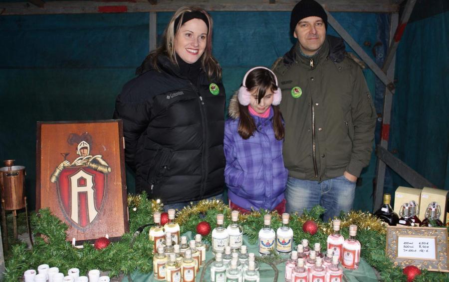 Weihnachtsmarkt 2009, ©Stephan Becker, Brüssow