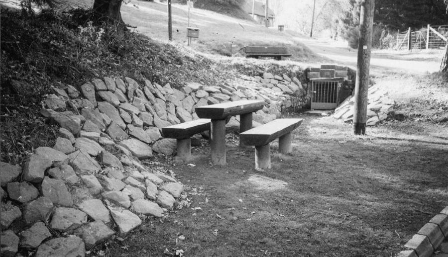 Brunnen am Klapptor