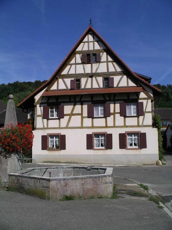 Brunnen Ettingen