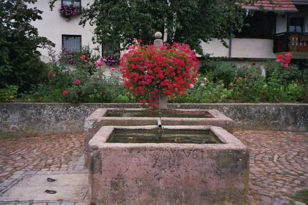 Brunnen Gupf