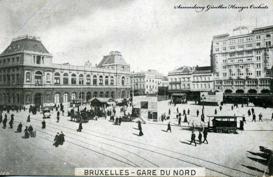 Bruxelles-Gare Du Nord