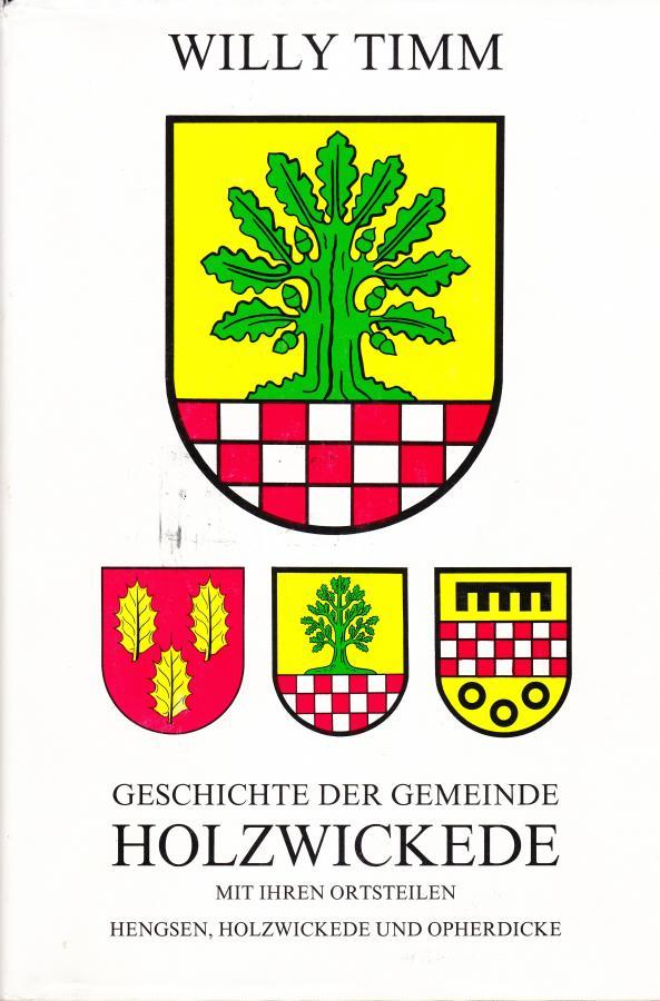 Geschichte der Gemeinde Holzwickede