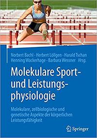Buchcover Molekulare Sport- und Leistungsphysiologie
