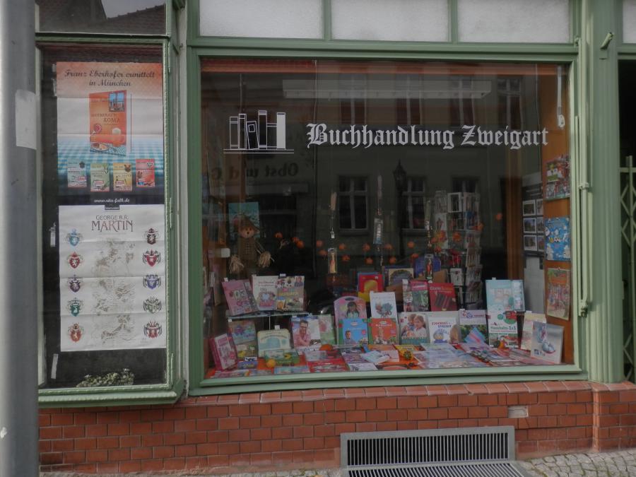 Buchhandlung Zweigart