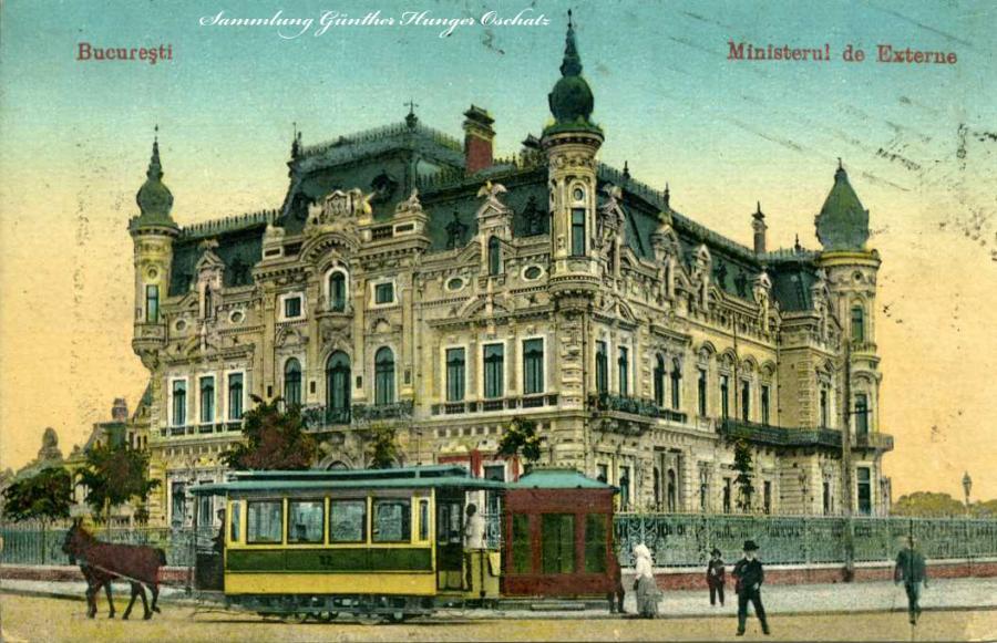 Bucuresti Ministerulde Externe Bukarester Außenministerium