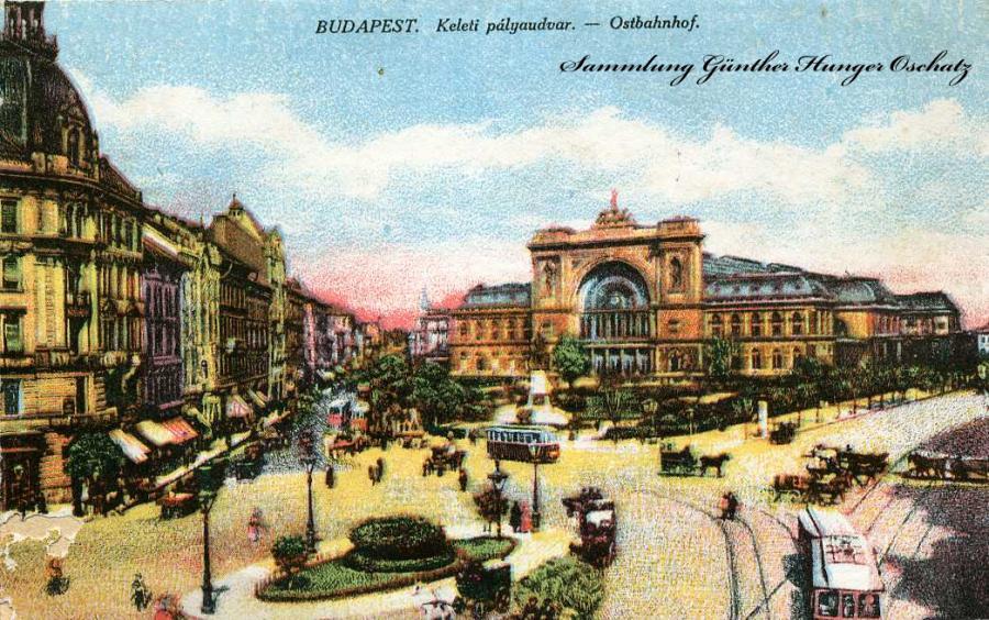 Budapest Ostbahnhof