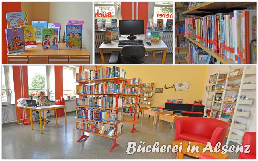 Bücherei Alsenz