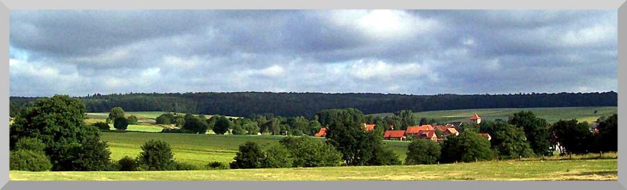 Bühren Panorama