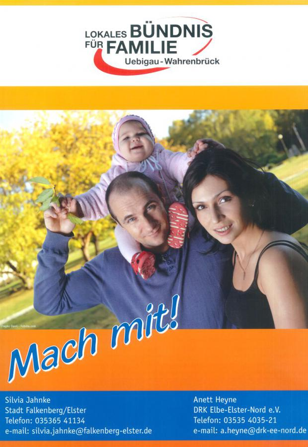 Lokales Bündnis für Familie der Stadt Uebigau-Wahrenbrück