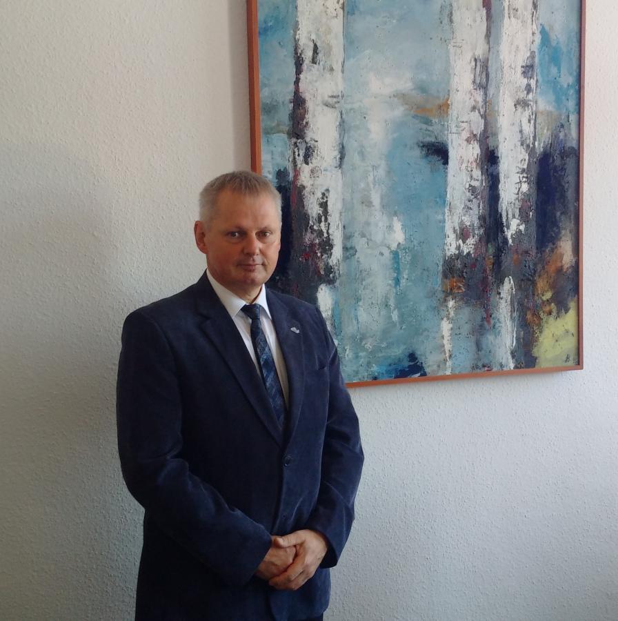 Bürgermeister Hartmut Schierenstedt