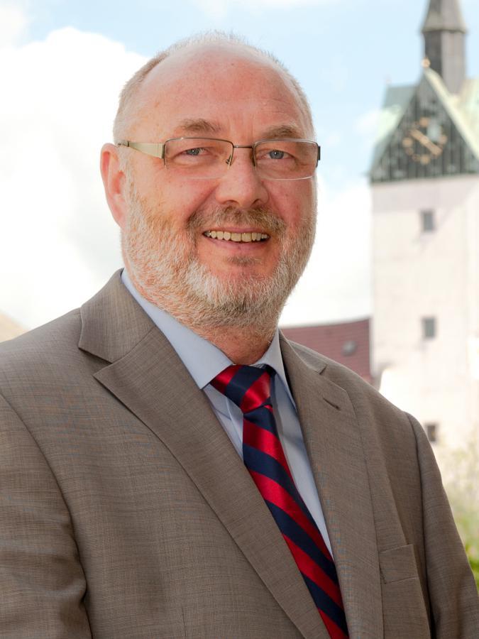 Bürgermeister Hans-Ulrich Hengst