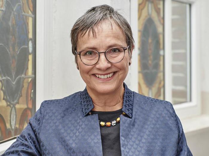 Bürgermeisterin Sabine Löser