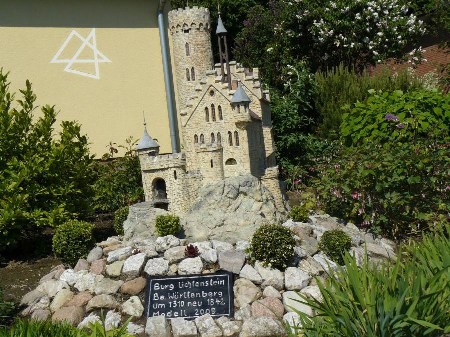 5.Burg Lichtenstein