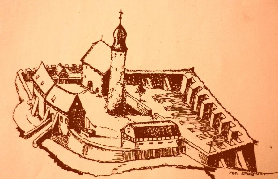 Burg Eisfeld