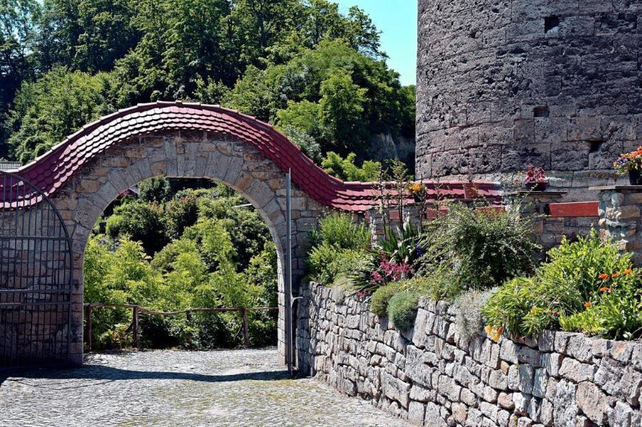 Burg Tor