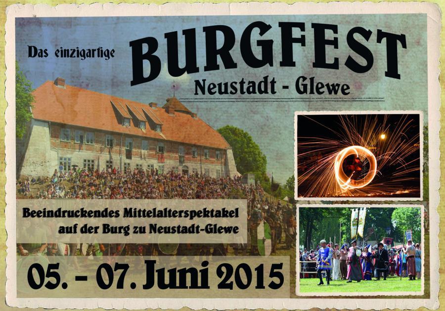 Burgfest 2015