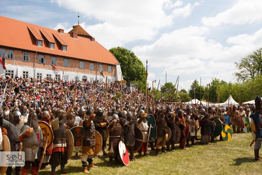 Burgfest-Schlacht