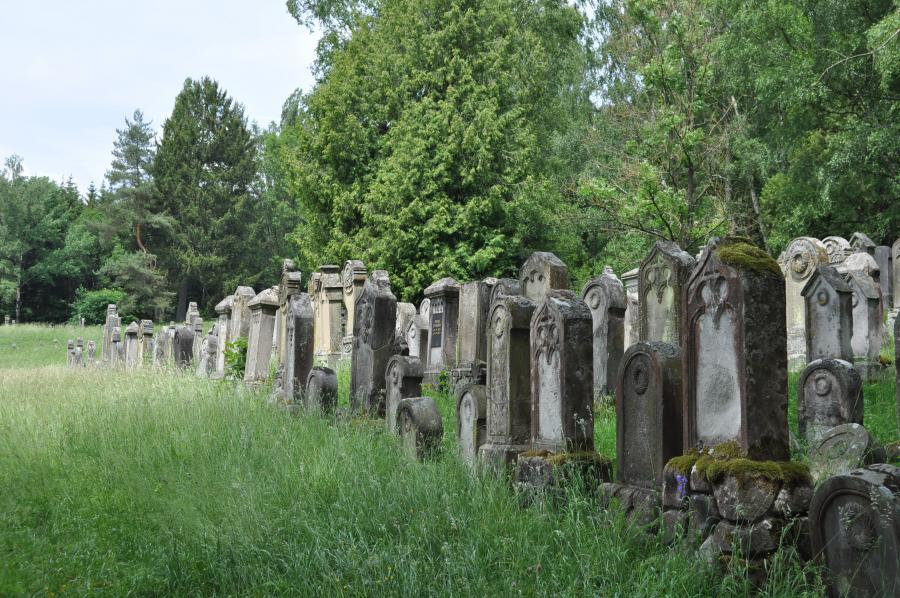 Judenfriedhof Burgkunstadt
