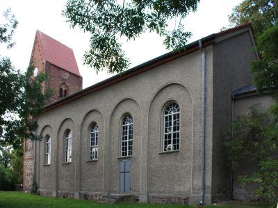 Dorfkirche Buschow