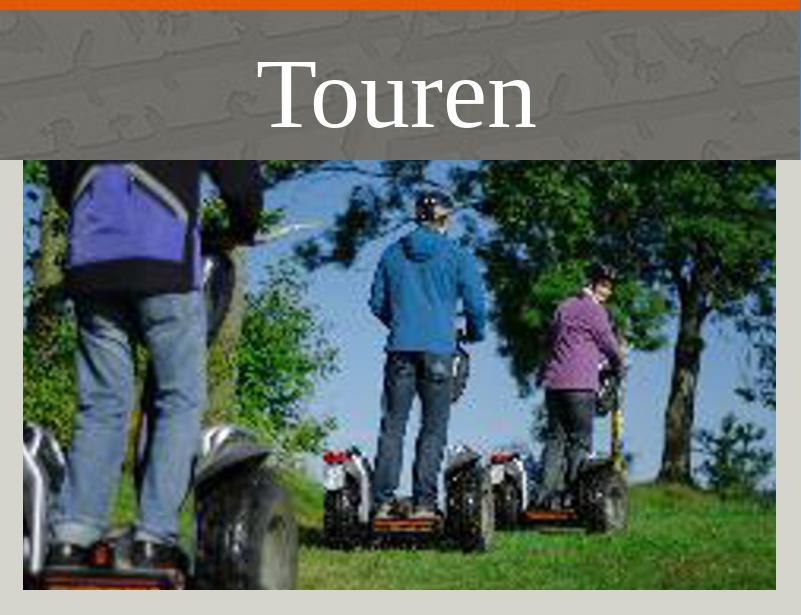 Touren
