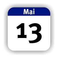 13Mai