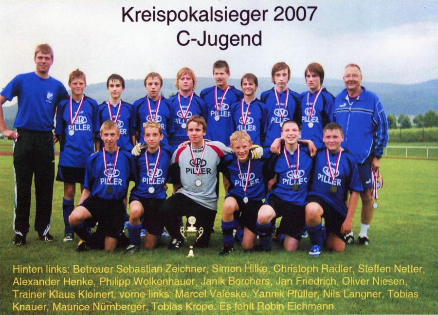 C-Jugend 2006 - 2007