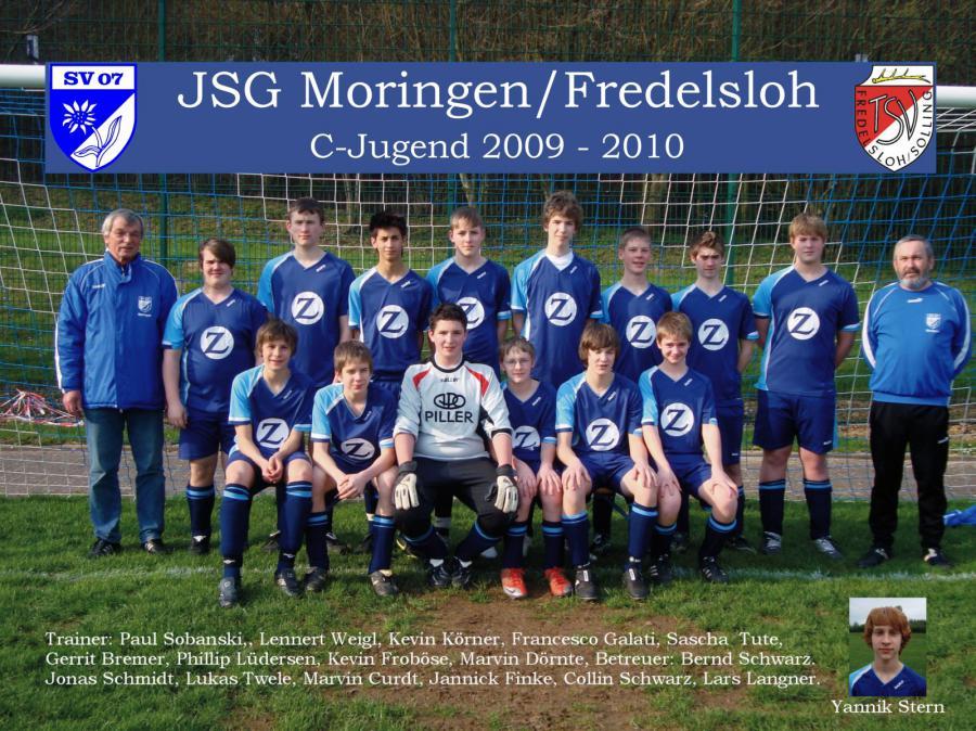 C-Jugend 2009 - 2010