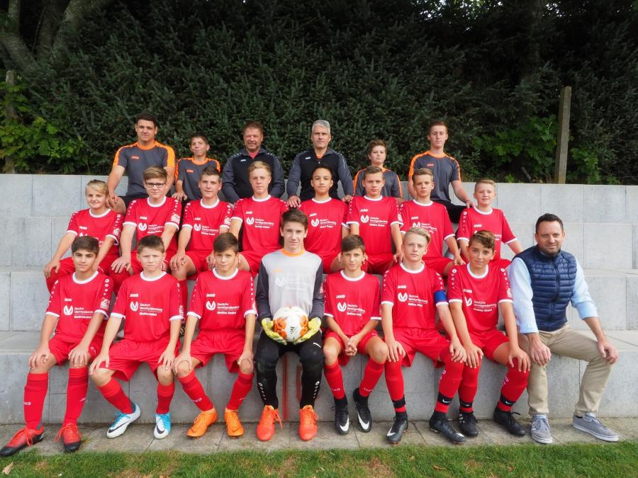 Die C-Jugend in der Saison 2018/2019